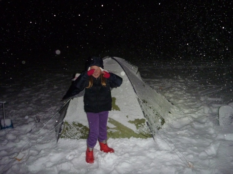 Mt St Gwinear Winter 2013