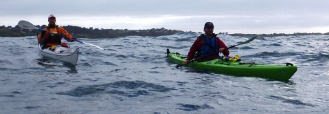 Coop Dogg's Pittarak is mighty ugly and rolls like a greasy refrigerator - but for $100 it was the sea kayak bargain of the year.