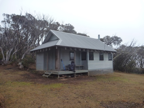 Most Victorian bushwalkers will know Federation Hut near Mt Feathertop.