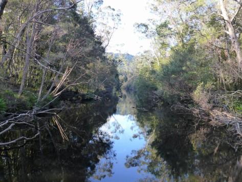 The Loddon River