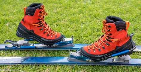 Gear Review: Alpina Alaska 75 ski boots