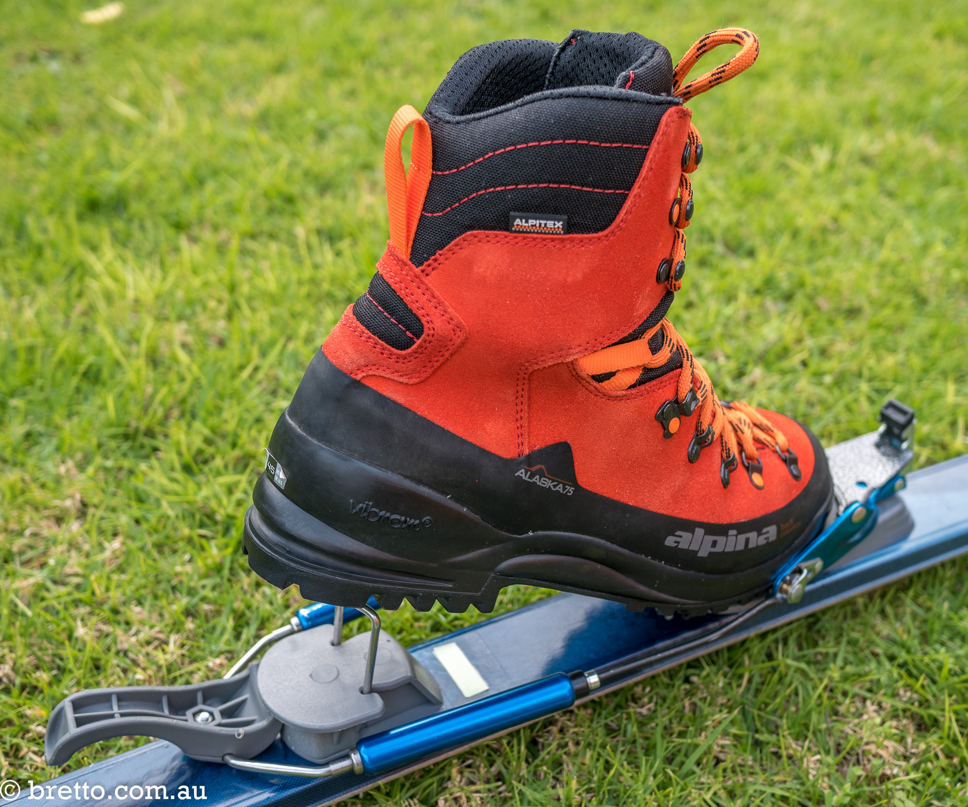 Gear Review: Alpina Alaska 75 Ski Boots & Voile Hardwire 3