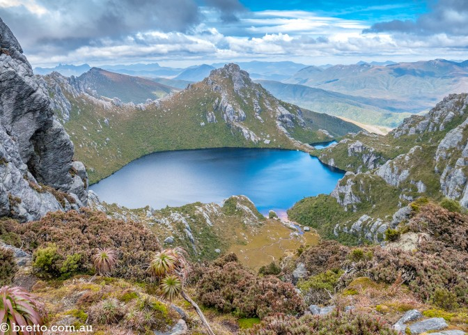 Trip Report: A taste of the Western Arthur Range in South West Tassie