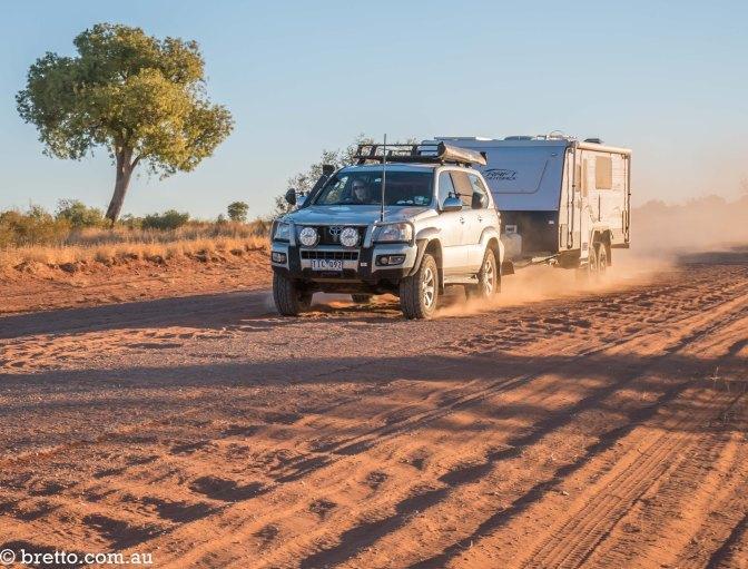 Trip Report: Big Caravan Trip Part 1 – Melbourne to Darwin