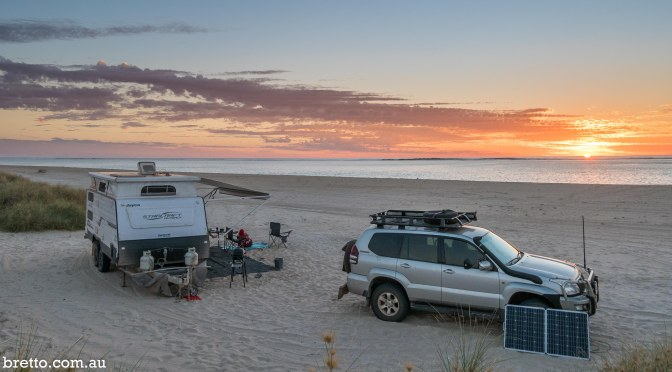 Trip Report: Big Caravan Trip Part 3 – Broome to Coral Bay