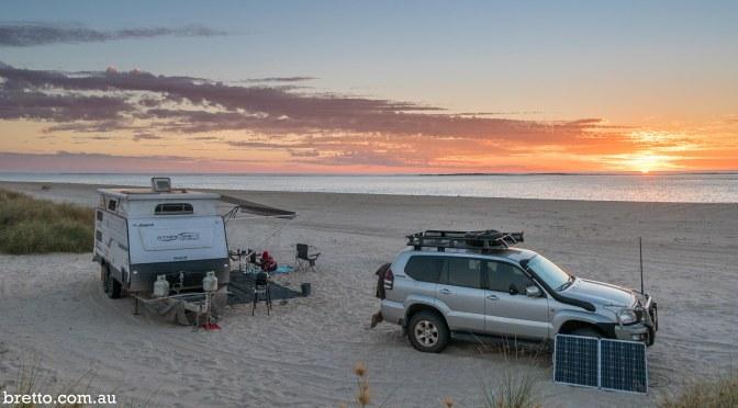Trip Report: Big Caravan Trip Part 3 – Broome to Coral Bay